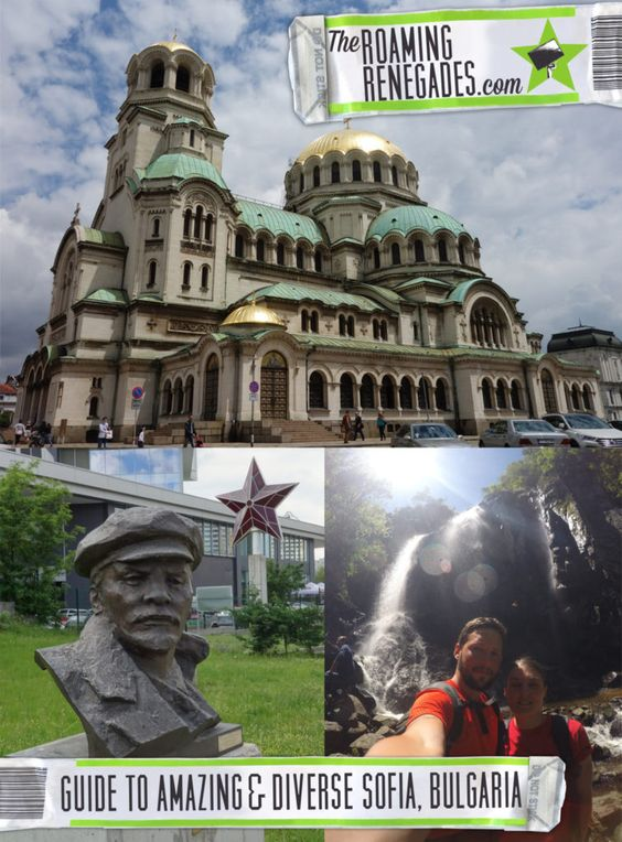 A guide to Sofia, the diverse city we felt so at home in & the gateway to…