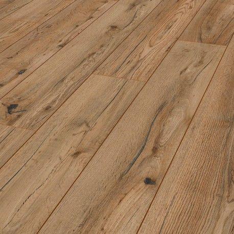 Panele Podlogowe Variostep Classic Dab Copperhead K059 Ac4 8mm Krono Original Wood Floors Flooring Hardwood Floors