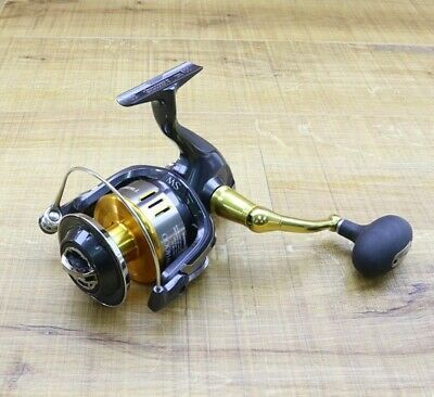 Ad Ebay Link Used Shimano 15 Twin Power Sw 14000xg Spinning Reel Fishing With Case Mint Fishing Reels For Sale Shimano Fish