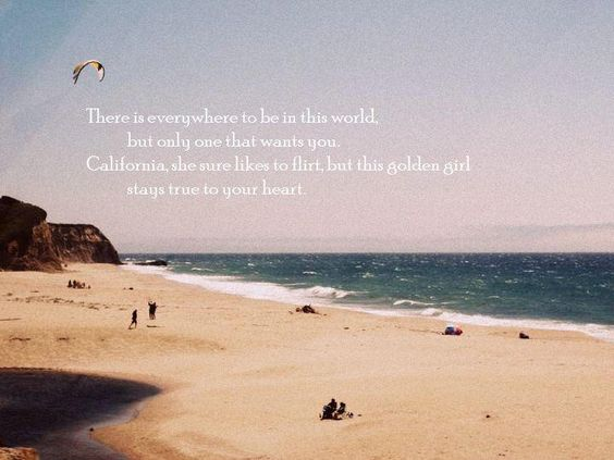 Photo and words by Paris Kim #California #travel #summer #beaches