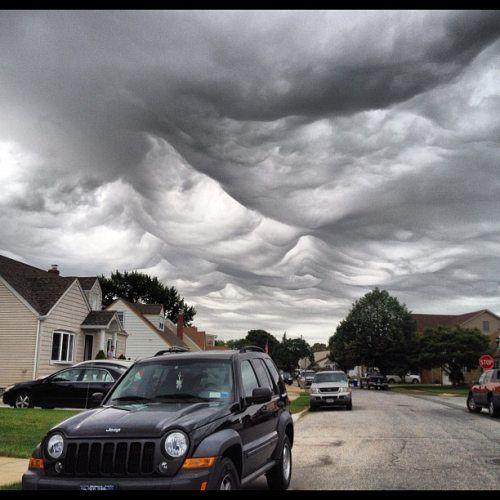 badass clouds