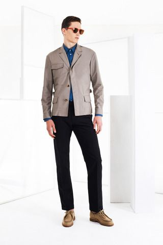 Chalayan Spring 2015 Menswear Collection Slideshow on Style.com