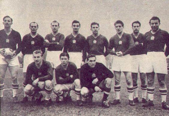 Seleção da Hungria, #1954