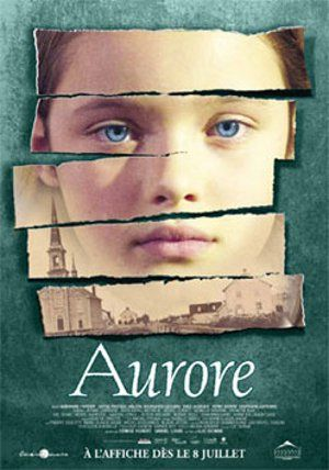 Film Aurore avec Marianne Fortier (placée par l'agence Mode é arto)