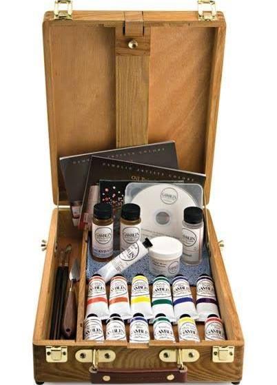 bob ross painting supplies
