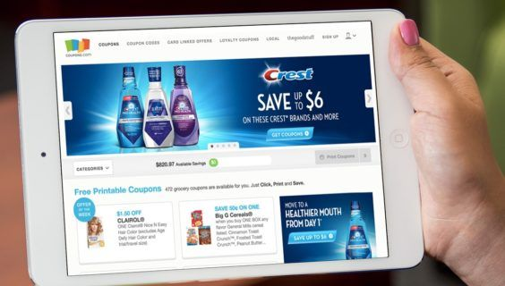 Coupons Com Will Retire Its Old Print Software Download And Require Everyone To Provide A Phone Number For Verific Printing Software Printable Coupons Coupons