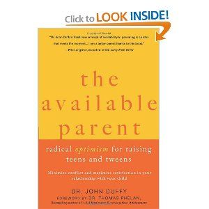 Great book for parents of tweens and teens..it gave me some good insight into the mindset of a teenager.