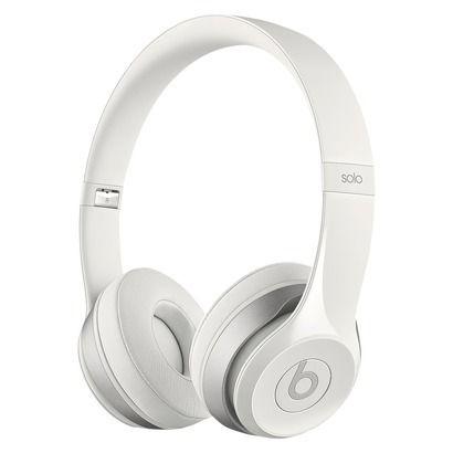 Beats by Dre Solo 2 Headphones - White