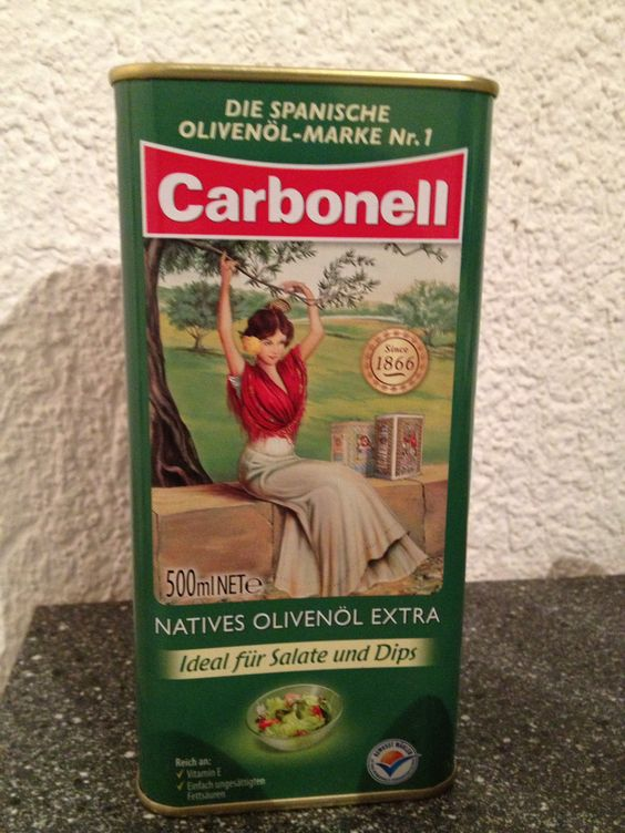 Carbonell Olivenöl