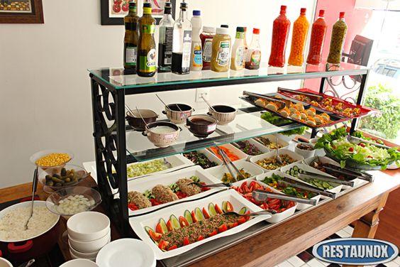 O Restaurante Self Service entrou com tudo no dia-a-dia dos brasileiros nos últimos anos, modificando completamente o hábito alimentar ...