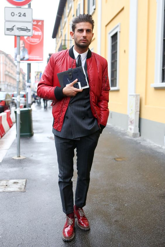 Macho Clothing Co: Taan Says: His Style Has A Real Touch Of Italian Macho