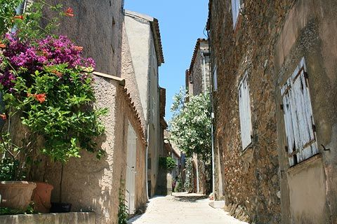Gassin - Awarded most beautiful village in France