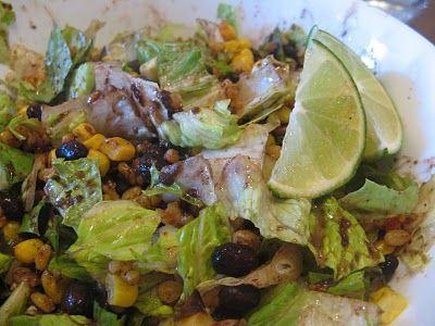 Cafe Rio Beans Vegetarian