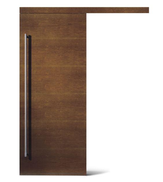 Josko Fenster u Türen GmbH - - Schiebetüren Hausstil - innenturen aus holz schiebeturen
