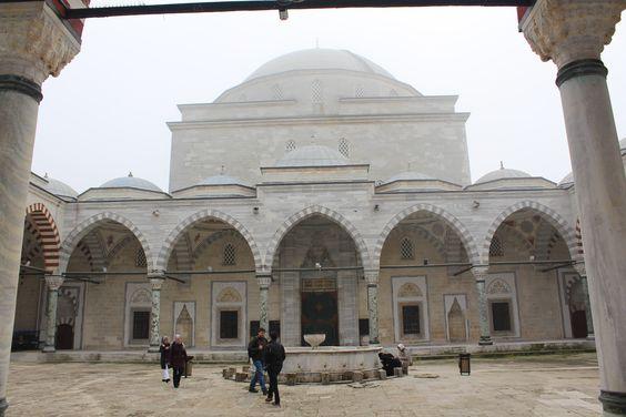 Bayezid Külliyesi, Edirne, Turquía