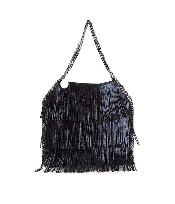 Stella McCartney Falabella fringe shoulder bag