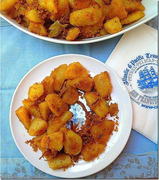Panza & Presenza: Le patate sabbiate aromatiche