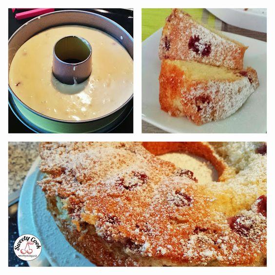 Sweety-Cook: Einfach und schnell - Kirschkuchen