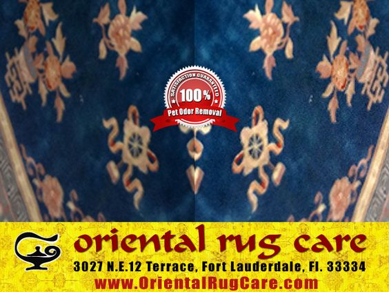 Process for Rug Cleaning in Fort Lauderdale