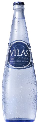 Vilas del Turbón Bottled Water | www.finewaters.com | The source is located in a valley stretching at the feet of Mount Turbón, in the North East of the Huesca province, in the village of Las Vilas, between the valleys of Esera and Isabena, some 1,975 m above sea level.