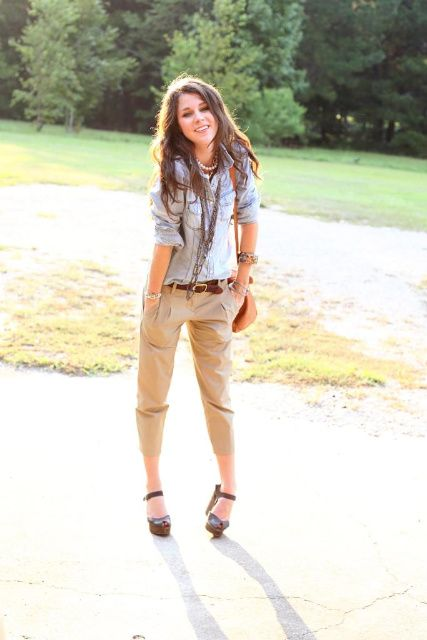 Excellent  Tan Blazer On Pinterest  Tan Blazer Outfits Beige Blazer Outfit And