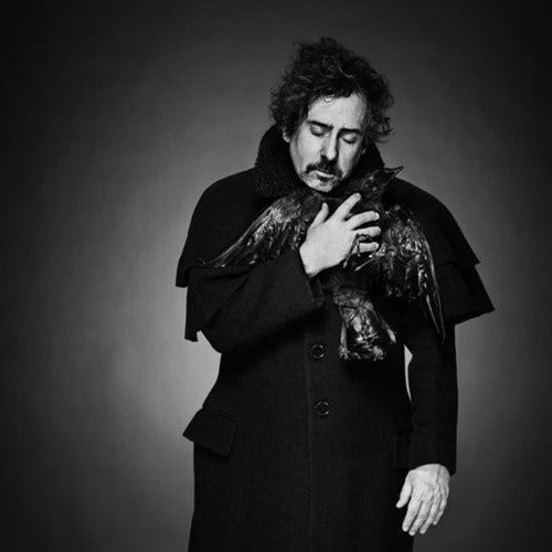 Tim Burton by Nicolas Guérin