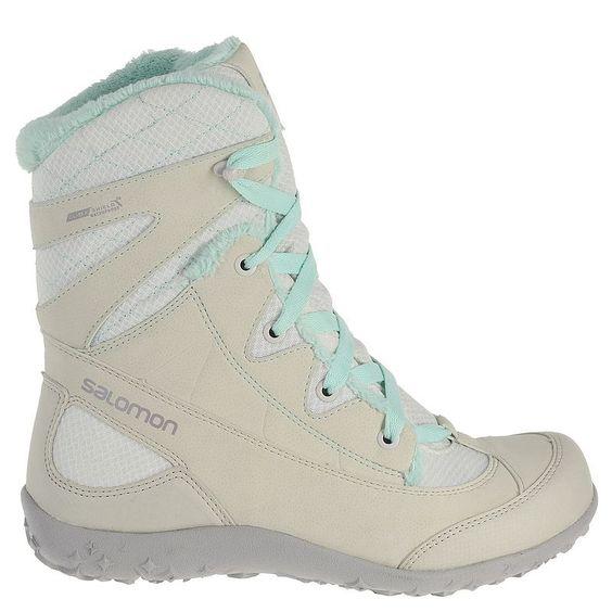 Senderismo Mujer Calzado de mujer - Botas Imperia SALOMON - Por deporte