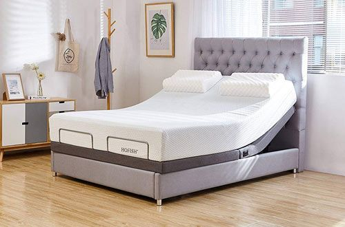 Top 10 Best Adjustable Bed Bases With Massage Reviews In 2020