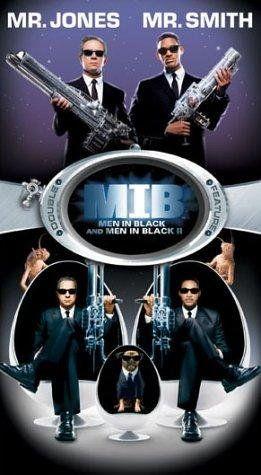 Men in Black 1+2
