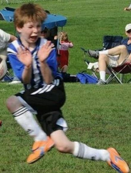 Playing Soccer Can Be Scary -- hilarious jokes funny ...