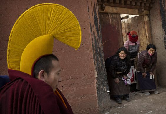 Budistas tibetanos