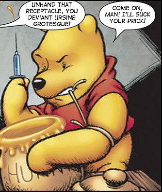 needy pooh