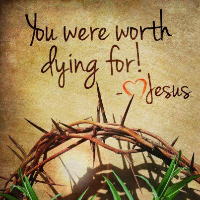 Jesus Died for you, so live for him =) #Jesus #projectinspired: