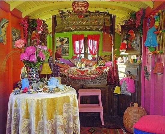 Boho Chic Bedroom Decor Colorful Bedroom Home Vintage