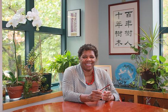 President Jackie Jenkins-Scott first Huffington Post Blog Post