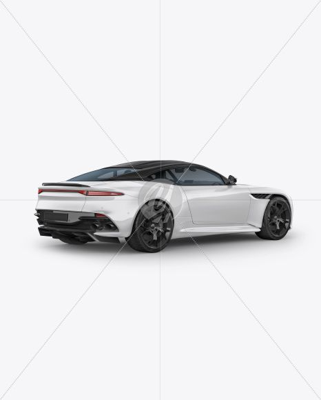 Download Sport Car Mockup Back Half Side View In Vehicle Mockups On Yellow Images Object Mockups Mockup Free Psd Mockup Free Download Sports Cars