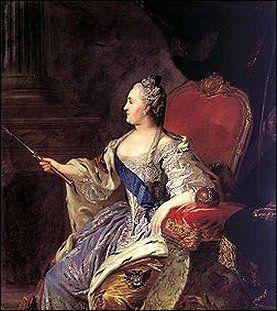 Catharina II de Grote