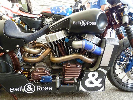 Harley Davidson - Bell & Ross Nascafe Racer | by Gordon Calder - 4.5 million views