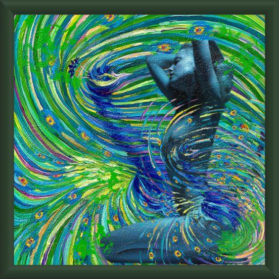 """""""mavi yeşil"""" by saynurka ❤ liked on Polyvore"""