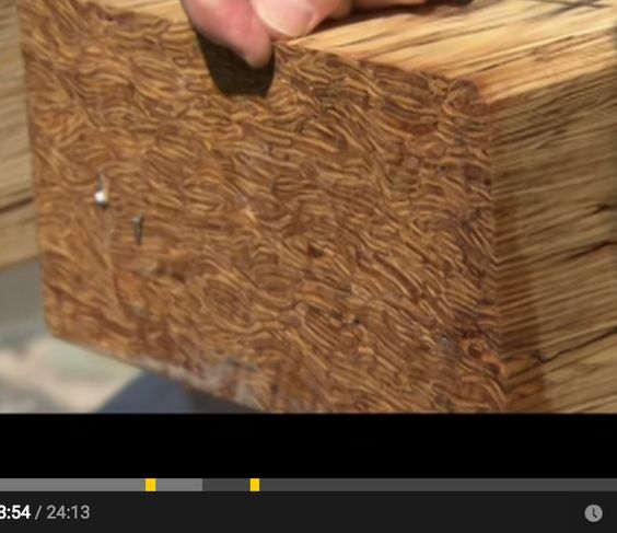Video 24 10 Massive Laminated Man Made Beams In Multiple Thickness And Length Options Balloon Frame Beams Old House