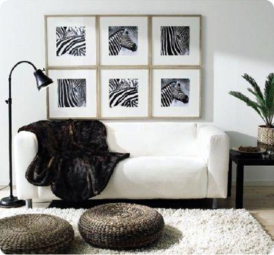 ikea klippan sofa alseda stool home decor. Black Bedroom Furniture Sets. Home Design Ideas