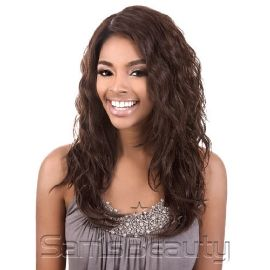BESHE Synthetic Lace Front Wig Lace Deep Part LLDP-121 - Samsbeauty