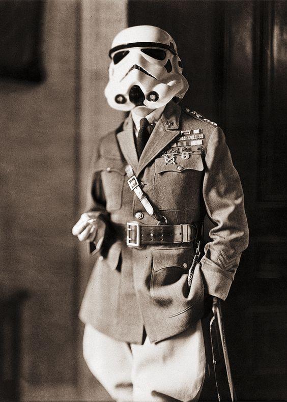 © Daniel Polevoy - Douglas MacArthur, 1930