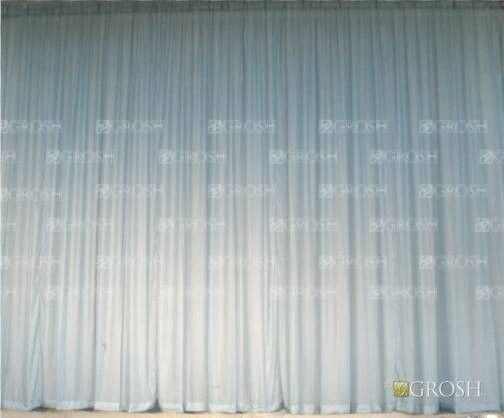 Turquoise Chiffon Stage Drapes For Rent Turquoise Chiffon Drapes