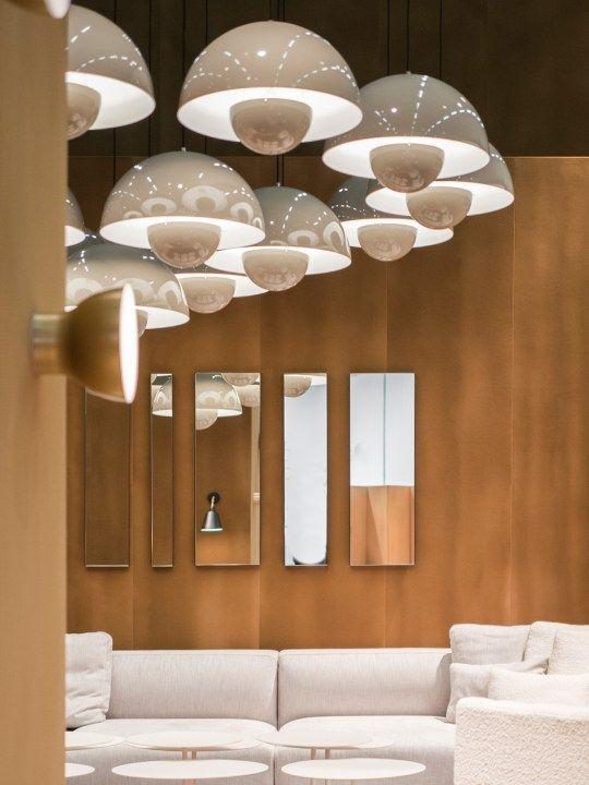 Big Flowerpot In Formation Tradition Lampe Skandinavisch Design Licht West Elm