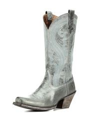 Calling all Ariat lovers! The Women&39s Lively Boot - in Dusty Teal
