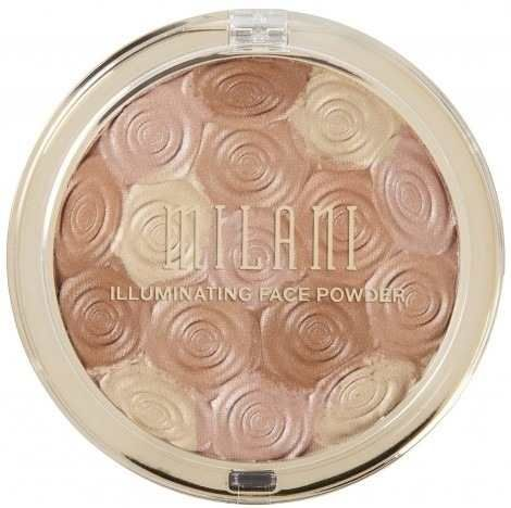 Iluminador Milani Illuminating Face Powder, Hermosa Rose 02 - R$ 44,89