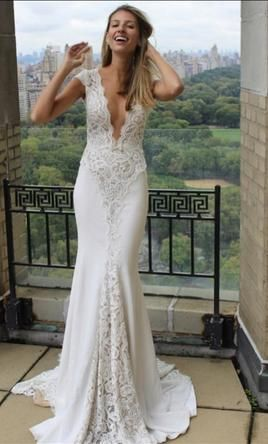 Berta  15-15 4: buy this dress for a fraction of the salon price on PreOwnedWeddingDresses.com