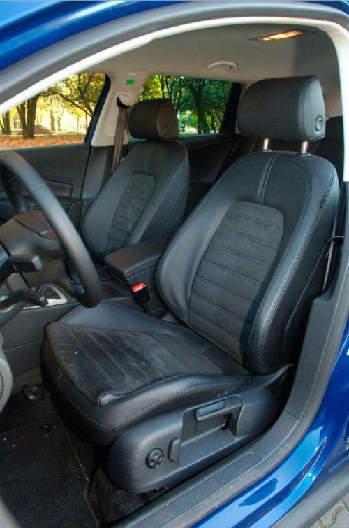 Volkswagen Vw Passat B6 Interni Sedile Tecnica Meccanica Blue