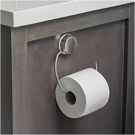 Better Living Stick N Lock Plus Kroma Toilet Paper Holder Chrome Google Shopping Toilet Paper Holder Toilet Paper Towel Holder Bathroom
